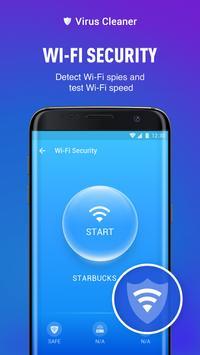 Hi Security   مضاد الفيروسات ، مُنظِف ومعزز مجاناً تصوير الشاشة 6
