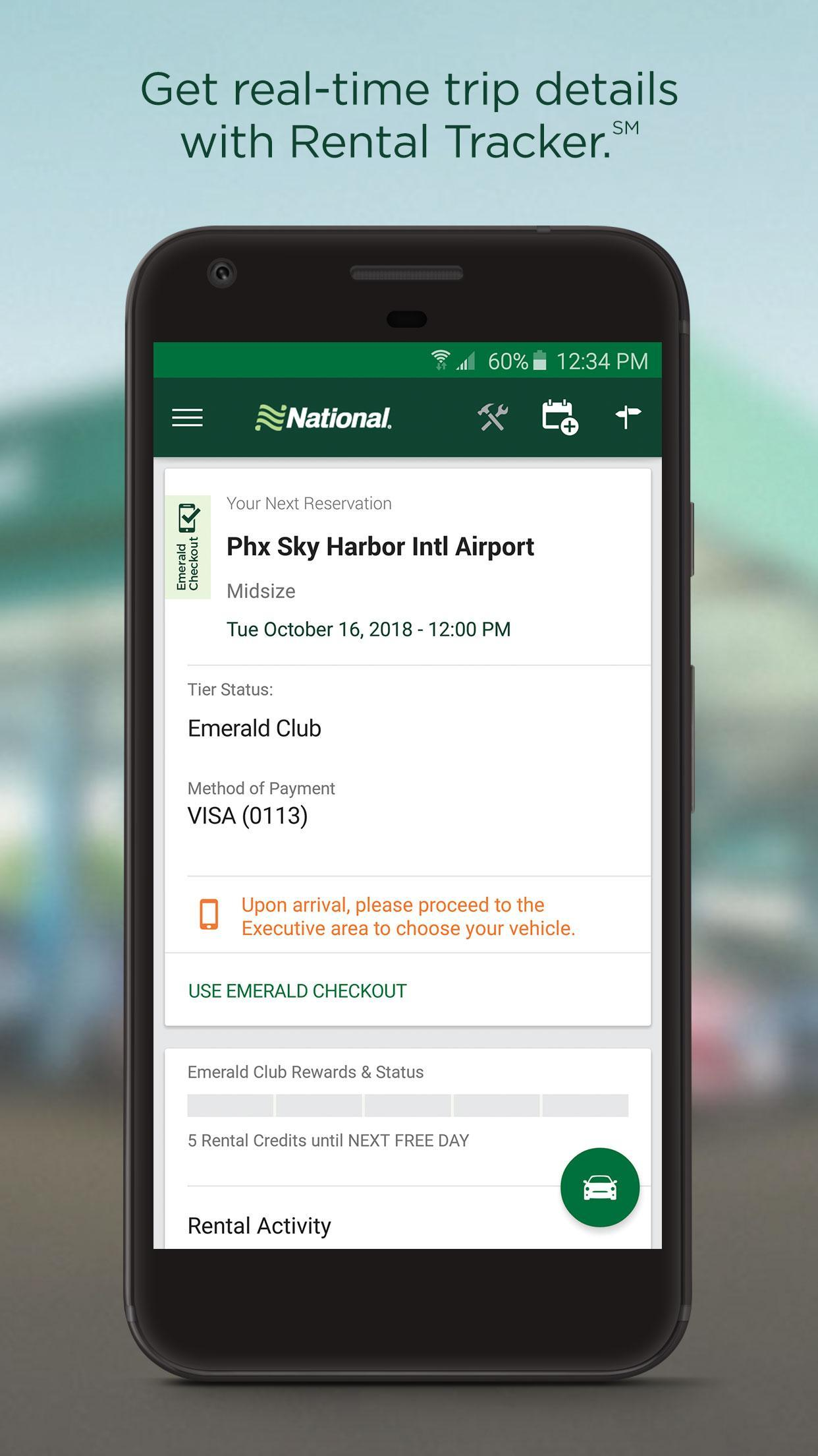 National Car Rental For Android Apk Download