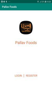 Pallav Foods poster
