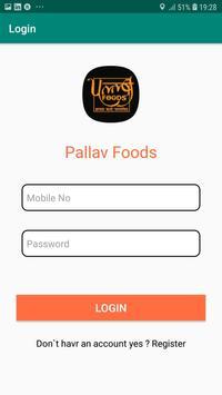 Pallav Foods screenshot 1