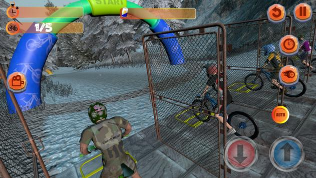 MTB Downhill 2 Multiplayer screenshot 3