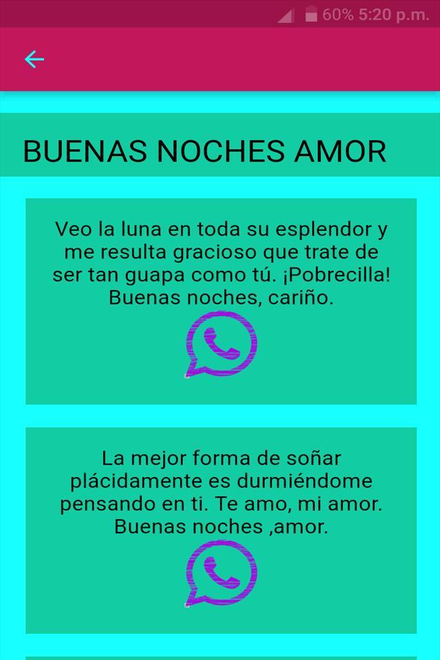 Buenas Noches Con Frases De Buenas Noches Amor для андроид