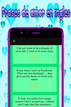 poems in english - poems of love for free screenshot 6