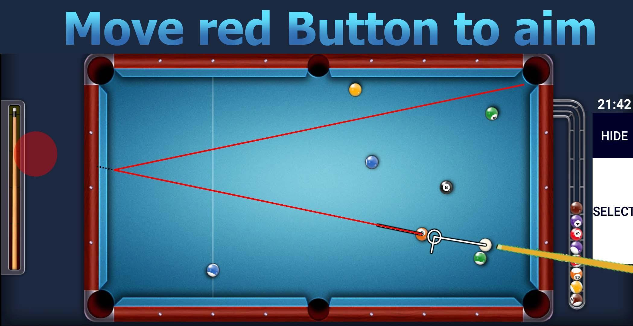 8 Ball Pool Cheats Android 2018 8 ball pool trainer for android - apk download