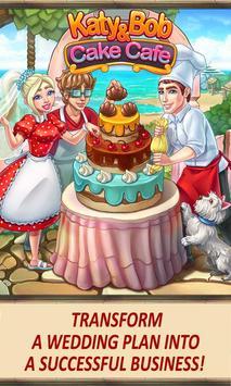 Katy & Bob: Cake Café poster