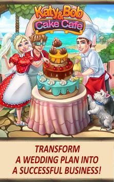 Katy & Bob: Cake Café screenshot 8