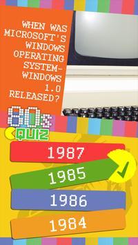 80s Trivia Quiz Game - 1980s Quiz screenshot 6