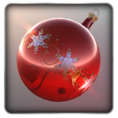 Christmas Bauble 图标