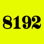8192 - Free Puzzle Game! icon