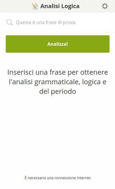 Analisi Logica For Android Apk Download