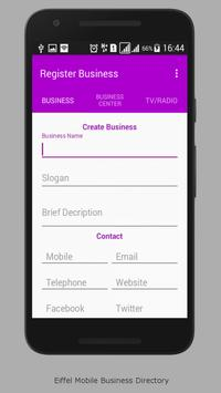 EMobile Business screenshot 3