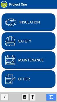 TBI-App – Insulation Inspection Tool screenshot 2