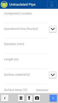 TBI-App – Insulation Inspection Tool screenshot 1