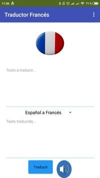 Traductor Francés poster