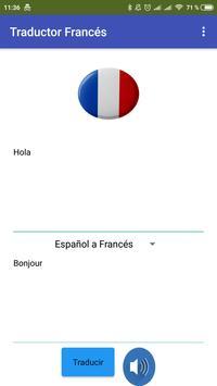 Traductor Francés screenshot 1