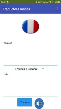 Traductor Francés screenshot 2