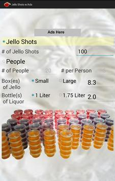 Jello Shots w/Ads screenshot 3