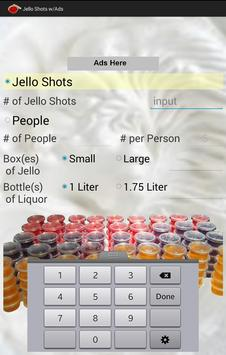 Jello Shots w/Ads screenshot 5