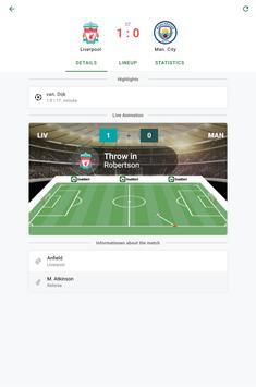 GoalAlert screenshot 2