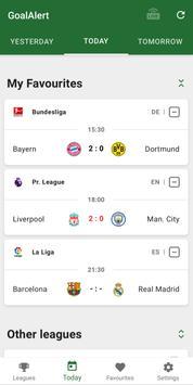 GoalAlert screenshot 4