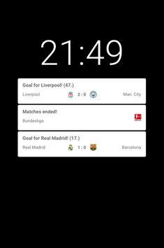GoalAlert screenshot 1