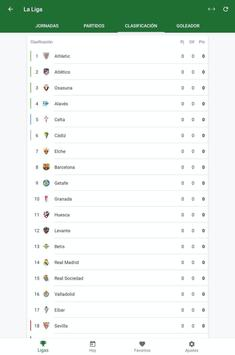 GoalAlert captura de pantalla 14