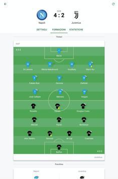 11 Schermata GoalAlert