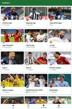 GoalAlert imagem de tela 8