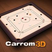 Carrom 3D Zeichen