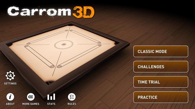 Carrom 3D Screenshot 4