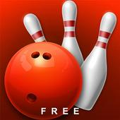 Bowling Game 3D FREE icon