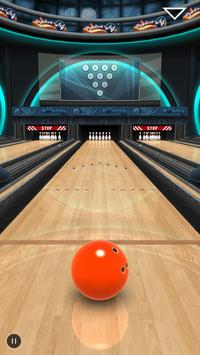 Bowling Game 3D-poster