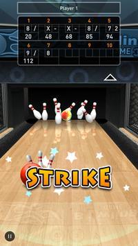 Bowling Game 3D FREE screenshot 2