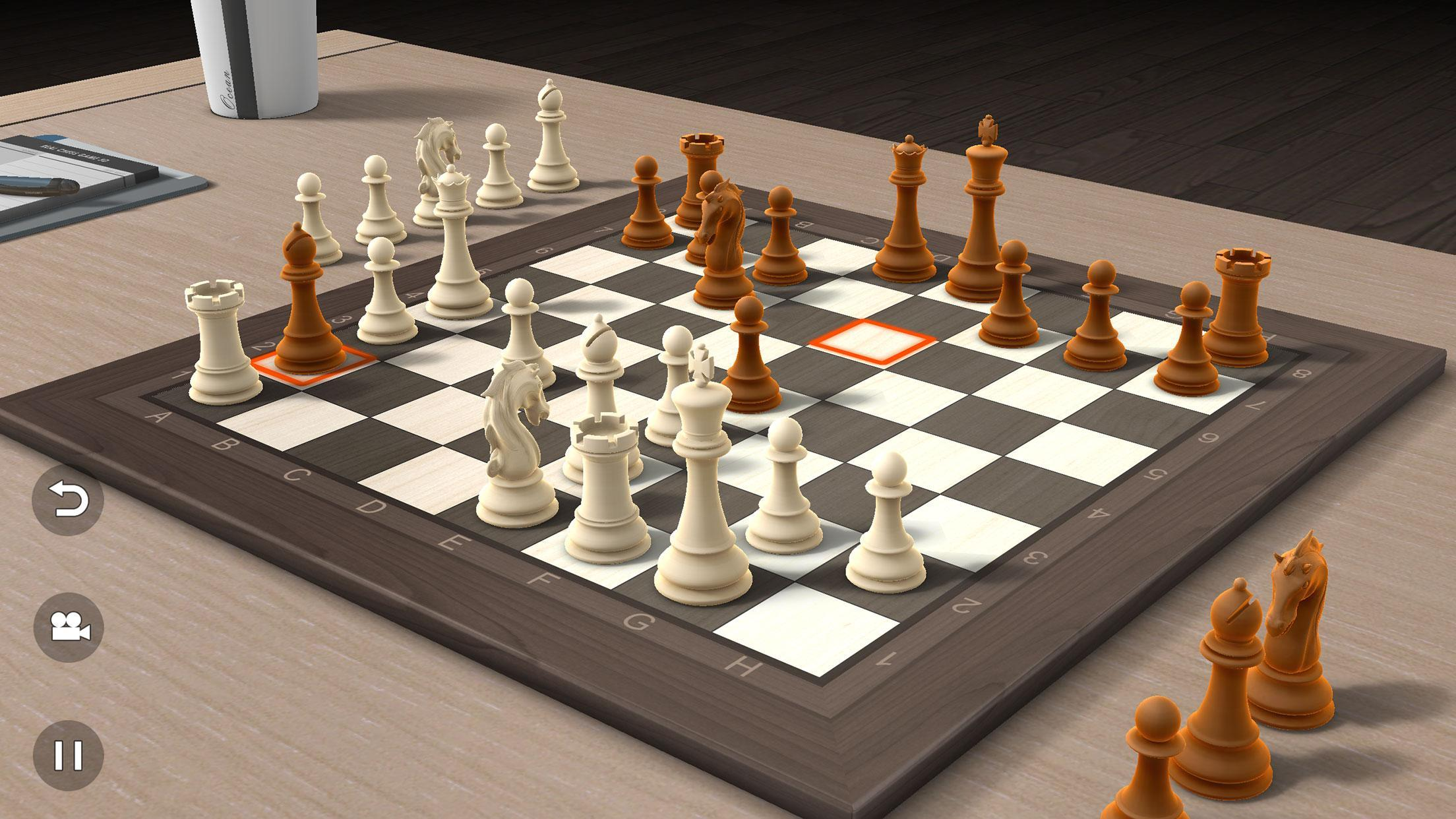 Real Chess 3D for Android - APK Download
