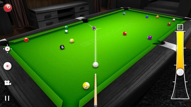 Real Pool 3D الملصق