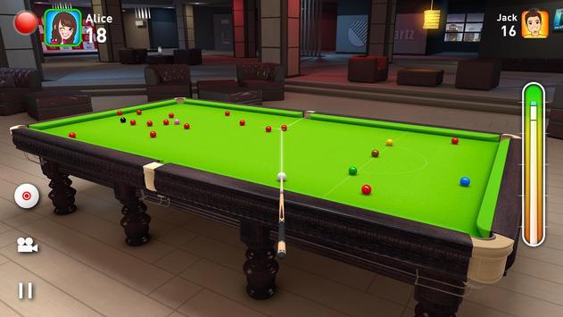 Real Snooker 3D Plakat