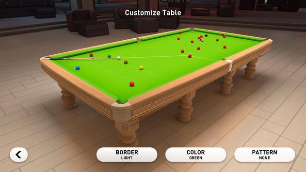 Real Snooker 3D تصوير الشاشة 11