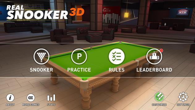 Real Snooker 3D تصوير الشاشة 14