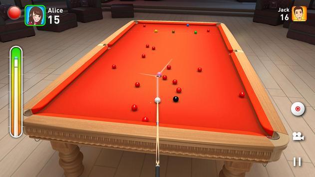 Real Snooker 3D تصوير الشاشة 13