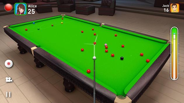 Real Snooker 3D تصوير الشاشة 16
