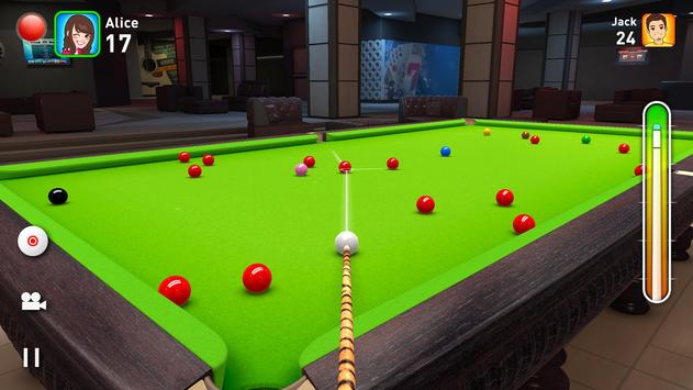 Real Snooker 3D تصوير الشاشة 17