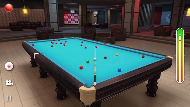 Real Snooker 3D تصوير الشاشة 2