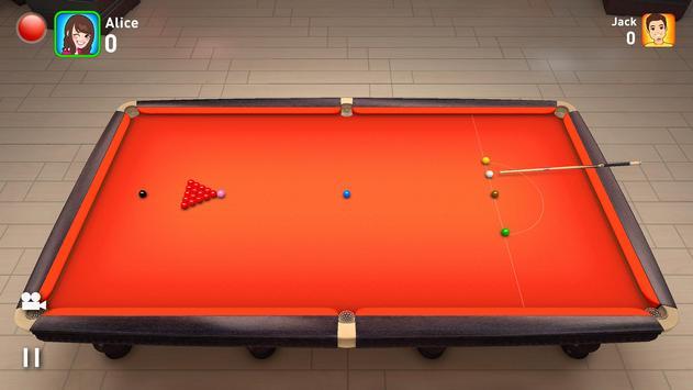 Real Snooker 3D تصوير الشاشة 7