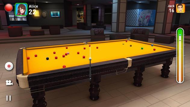 Real Snooker 3D تصوير الشاشة 5