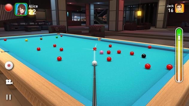 Real Snooker 3D تصوير الشاشة 6