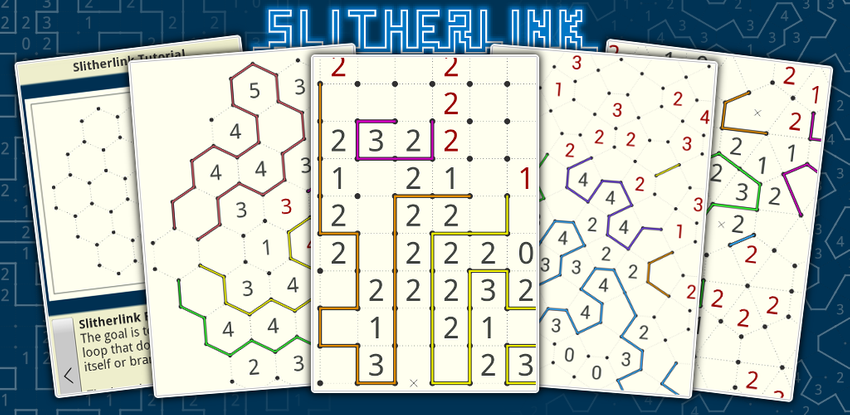 APK Slitherlink