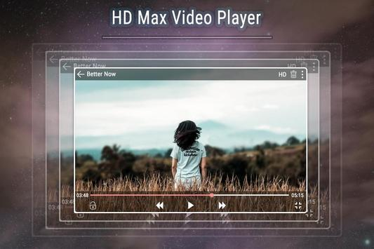 HD MX Player poster