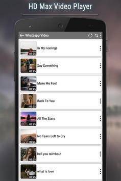 HD MX Player screenshot 2