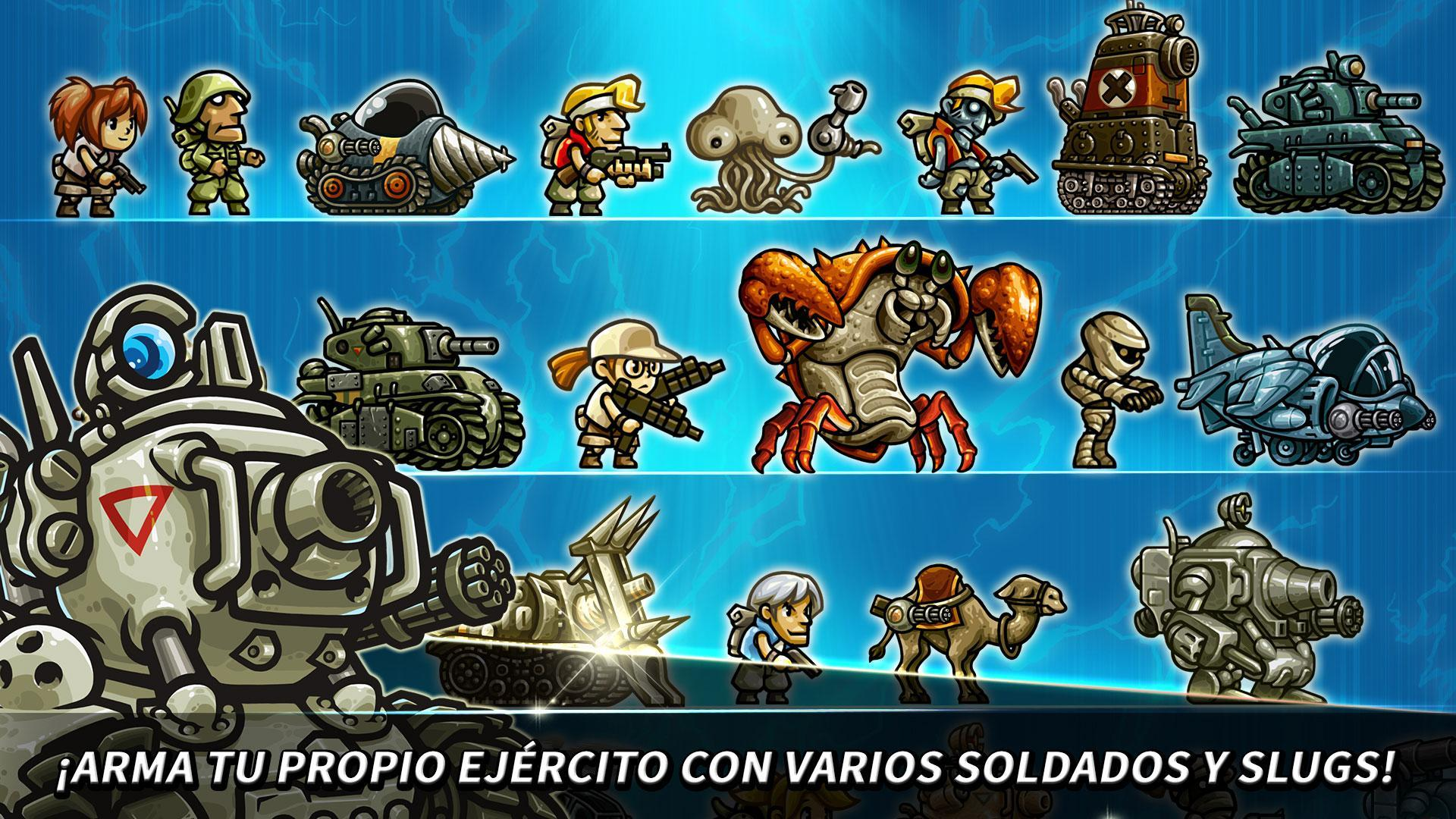 Metal Slug Infinity: RPG Inactivo for Android - APK Download