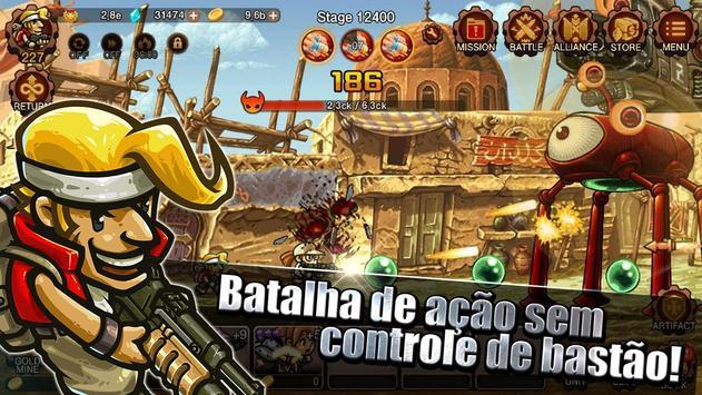 Metal Slug Infinity: Idle Game imagem de tela 14